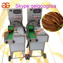 Barbecued meat slicing machine / Cooked meat slicer / Tripe cutting and cutter machine