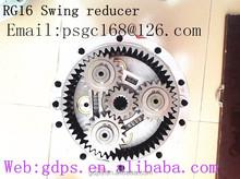 Kawasaki RG16 Swing reducer swing gearbox use XCG Sany Kobelco sk8-sk15 tons all Excavator swing device