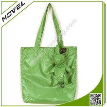 China Foldable Bear Textile Shopping Bag