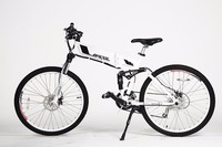 2016 new 26 inch electric mountain bike with 250w Brushless hub motor wheel big