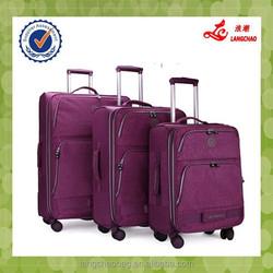 Factory Fashion High Quality Luggage Trolley Luggage Or Travel Luggage