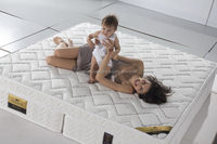 China good supplier Fast Delivery memory foam mattress with hole