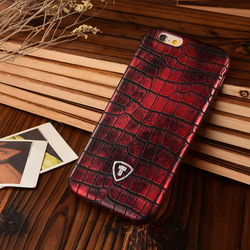 New Arrival Luxury PU Leather Back Case For iPhone 6 Leather Case With High Quality for iPhone 6 Leather Back Case Cover
