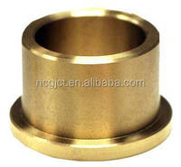 oil free collar copper bushing with OEM certification