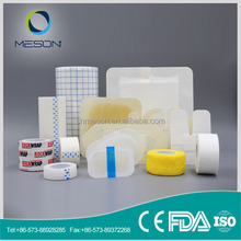 Free Sample soft sterile adhesive wound dressing german surgical instrument manufacturers