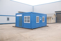 mobile pack with high quality steel structure buildings for office 4s car shop