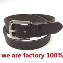 2015 hot sale design fashion basic men pu leather belt .high quality wide classic jeans belt factory direct 100%