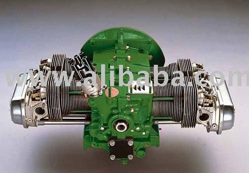 Volkswagen Air Cooled Engine 1641cc Big Bore Red Remanufactured Exchange-unleaded Fuel-diy - Buy ...