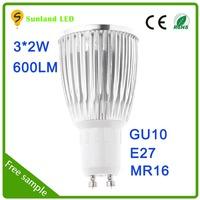 popular GU10/E27/E14 RGB 5W led ice cubes