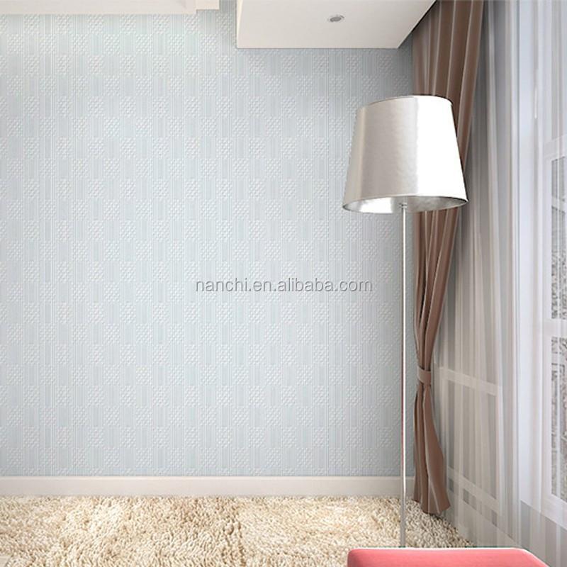 현대 미니멀 일반 컬러 부직포 벽지 거실 TV 배경 벽 인테리어 벽 ...