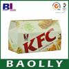 kfc fried chicken fast food box baolly