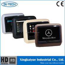 1 year warranty 9 inch high quality Android car entertainment system monitor for High-End car with usb/3G
