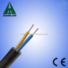 Home Electrical Wiring 2 Core Power Cable