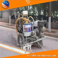 Hand push road marking machine/machine road marking