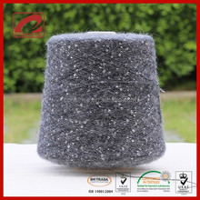 Fancy New polyester carpet yarn for knitting fancy carpet