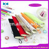 colorful pack moble phone customized velvet pouch bag