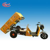 1000w60v motorize auto cargo dumper rickshaw