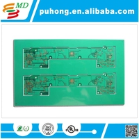 China Famous factory OEM 6 layer HDI FR4 TG150 PCB motherboard