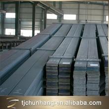 Raw material high quality flat steel, factory sale flat steel , flat steel price