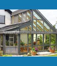 aluminum garden sun room