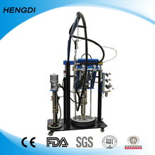 Sealant extruder machine/silicon sealant coating machine for insulating glass