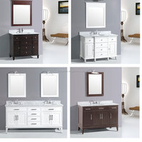hotsell in USA and Canada Solid wood Bathroom Vanity,Bathroom Furniture