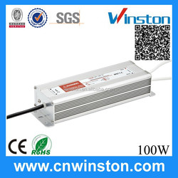 Trade Assurance IP67 LPV-100-12 Single output 100W 12V 8.5A Waterproof led power supply
