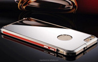 High Quality Aluminum cover custom metal phone case for iPhone 6