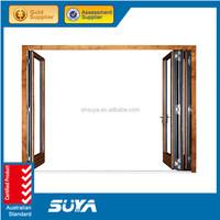 High quality bi-folding door glass inserts for sale