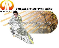 Emergency Mylar Survival Sleeping Bags