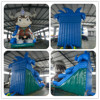 2015 PVC inflatable commercial inflatable slide