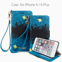 2015 new arrival hot sale products pu case for iphone 6