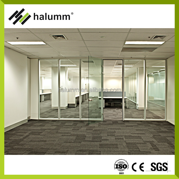 Good Quality Office Partition Sound Proof Used Glass Office ...