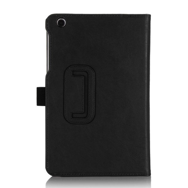 "For Lenovo A8-50 A5500 8"" Tablet PU Leather Flip Wallet Case Cover With Hand Holder"