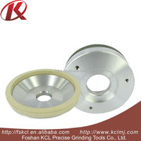 Foshan KCL hot sale cutting tools vitrified diamond grinding wheels for pcd&pcbn