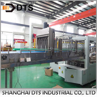 Automatic Carton Wrapping Machine For Bottles