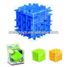 solid color 3d cube maze puzzle game YX2804424