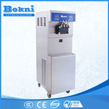 stainless body ice cream making machine BKN-C70, hot selling ice cream maker for sale
