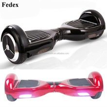 In stock 2015 self balancing scooter with Bluetooth music function and mobile phone APP software