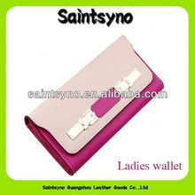 13073 Fancy vogue purses superior leather wallet