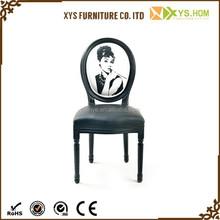 Newest luxury furniture -antique furniture design chair