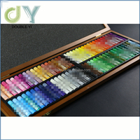 Best Selling Non-toxic multi custom crayon colors for Kids 50/128