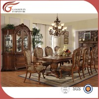 cheap wooden dining tables for sale new design in good quality