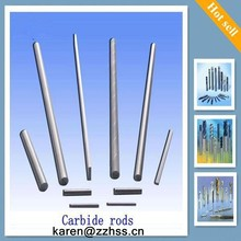 Solid Carbide Rod Blank- Virgin Material (No Recycled Carbide Permitted).