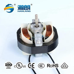 Top level most popular modern shaded pole motor cross flow fan