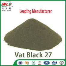 Vat Olive R C.I.Vat Black 27 chemical dyes used in textile