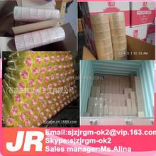Bopp clear tape Shijiazhuang Alibaba express hot product
