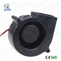 75 x 75 x 30mm 7530 75mm 3 Inch 5V 12V Brushless DC Radial Fan Blower