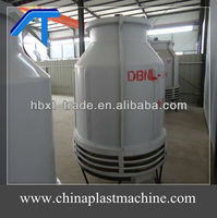 Hot Sales 30T 10HP Flow Rate Round Water Cooling Tower/Small Water Towers