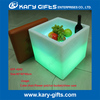 china cheapest square led ice bucket